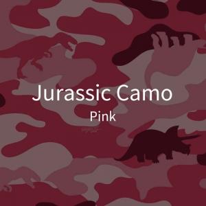 三折-侏罗纪迷彩-粉2