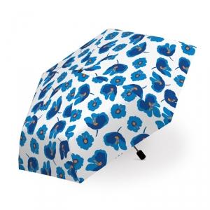 罂粟花园-蓝