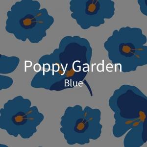 三折-罂粟花园-蓝2