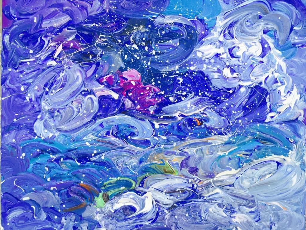 《大海》捷麟-自闭症
