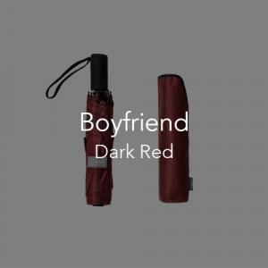 Boyfriend-dark red